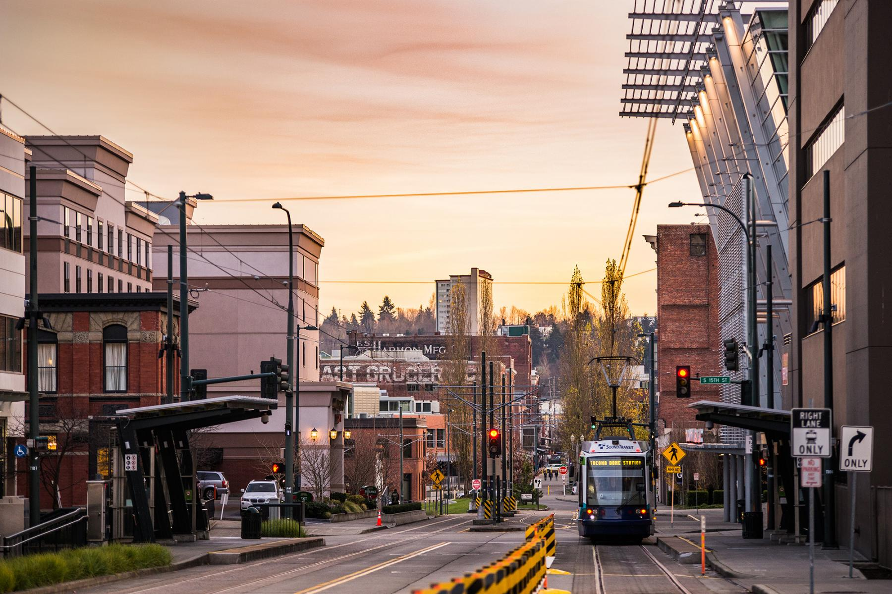 Tacoma Link Light Rail